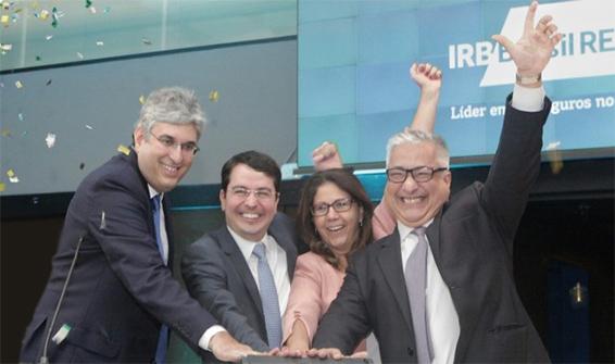IRB BrasilRe da esq.p.dir Fernando Passos2ºJose Carlos Cardoso4º