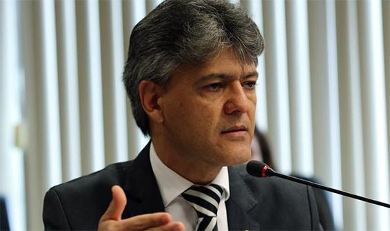 Narlon Gutierre Nogueira, secretário da Previdência