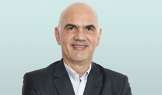 Marcelo Giufrida, CEO da Garde